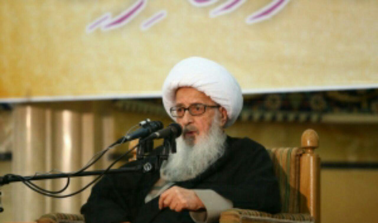 تصویر سراسر ایران، شب و روزِ نیمهشعبان چراغانی شود