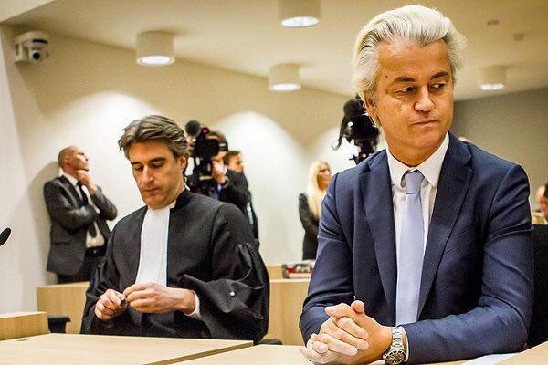 تصویر ادامه اسلام ستیزی حکومتی در هلند