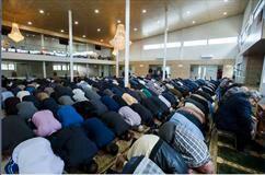 تصویر بزرگترین مسجد در پایتخت استرالیا رسما افتتاح شد