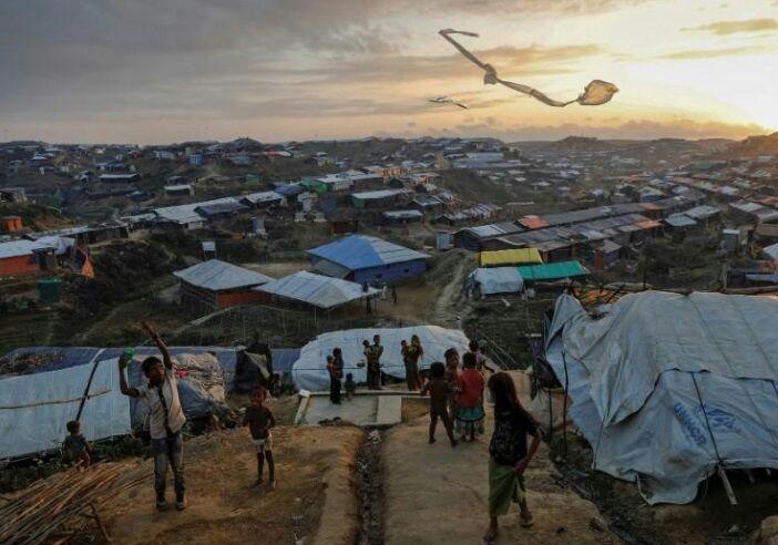 تصویر سازمان ملل: هر روز ۶۰ نوزاد در اردوگاه آوارگان روهینگیایی در بنگلادش به دنیا میآیند