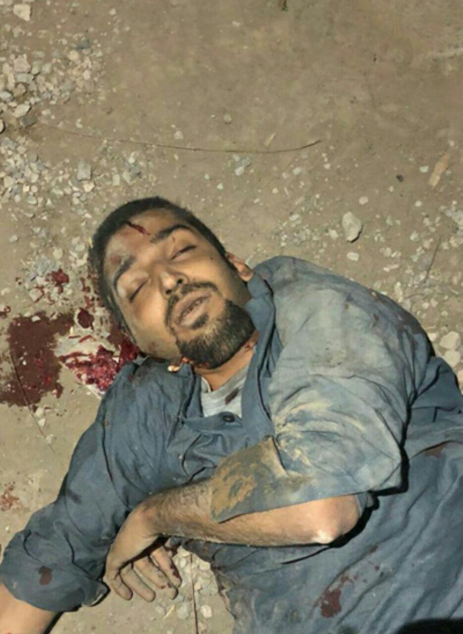 تصویر هلاکت قاتل بيش از ۱۰۰ نفر از شيعيان هزاره در پاکستان