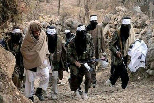 تصویر افشای مسیر ورود داعش به افغانستان توسط فرمانده ارشد ناتو