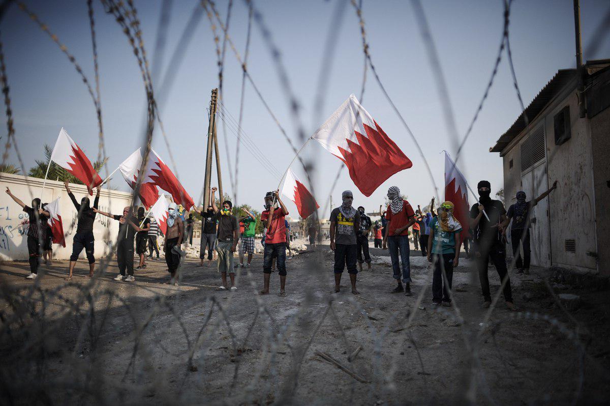 تصویر ۲۰۳۴ مورد نقض اساسی حقوق بشر طی ماه گذشته در بحرین