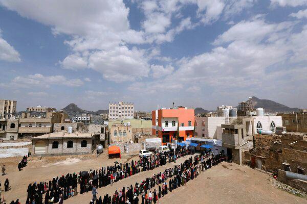 تصویر درخواست سازمان ملل از عربستان برای پایان دادن به محاصره بنادر یمن