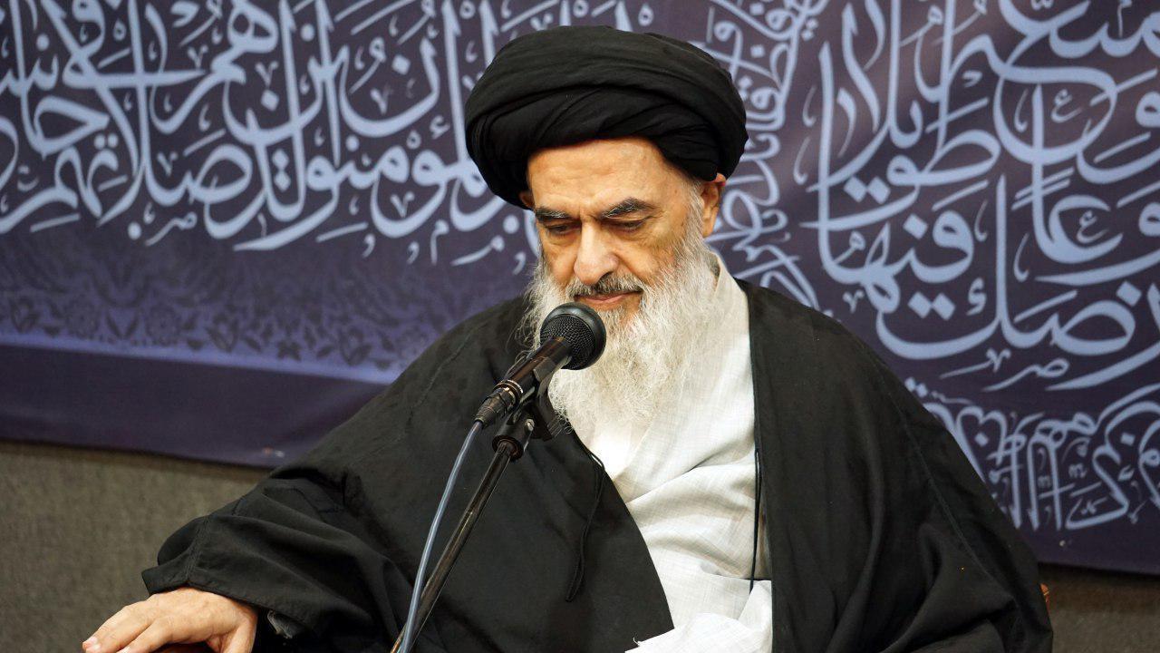 تصویر گردهمایی سالانه بانوان، در محضر مرجعيت شيعه آيت الله العظمي شیرازی مدظله