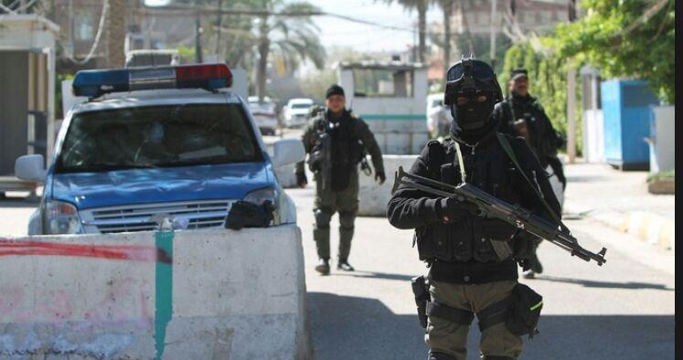 تصویر انهدام باند تروریستی داعش در سامراء