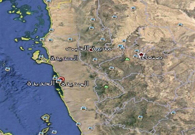 تصویر هشدار سازمان ملل در باره حملات عربستان و امارات به غرب یمن