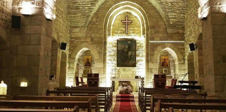 تصویر در اقدامی بی سابقه، صدای اذان در یکی از کلیساهای مراکش پخش می شود