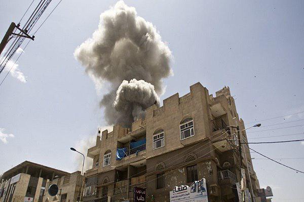 تصویر پزشکان بدون مرز: ائتلاف سعودی مرکز درمان وبا در یمن را بمباران کرد