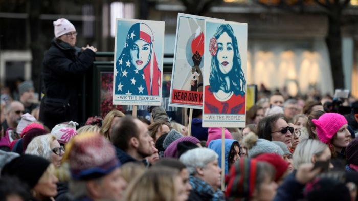 تصویر مسلمان آمریکایی در این کشور شهروندان درجه دو به حساب می آیند