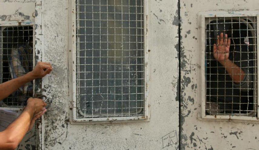 تصویر وضعیت اسفبار حقوق بشر در زندان های عربستان