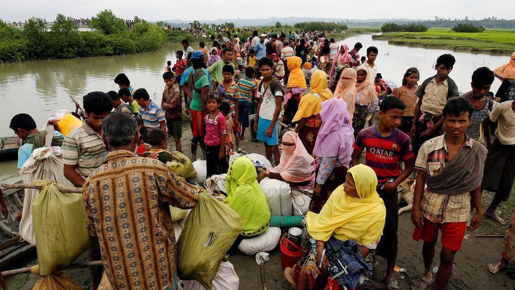 تصویر بازگشت روهینگیاییها از بنگلادش بدون اعطای حق شهروندی