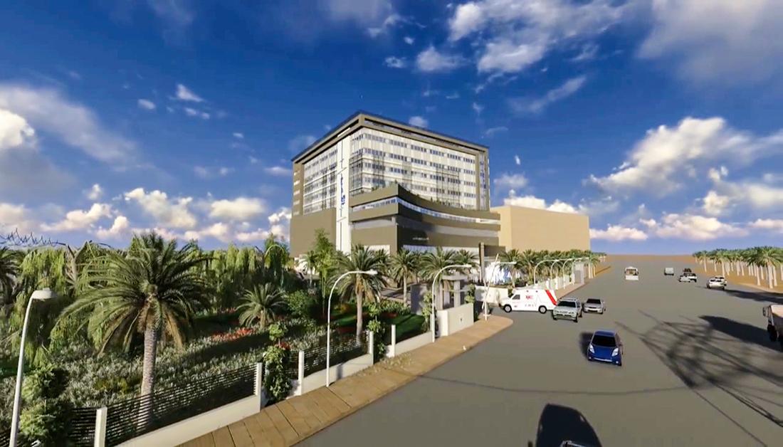 تصویر احداث بیمارستان قلب و عروق با جدیدترین ترین تجهیزات در شهر مقدس کربلا