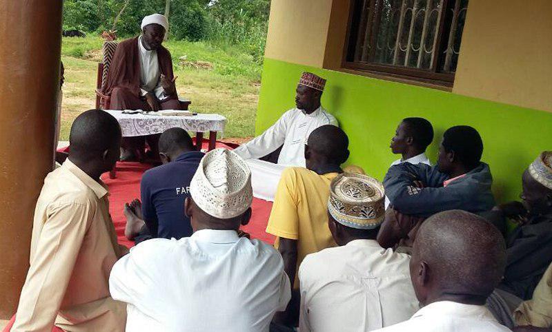 تصویر برخی از فعالیت های موسسه الحسین علیه السلام در کشور اوگاندا