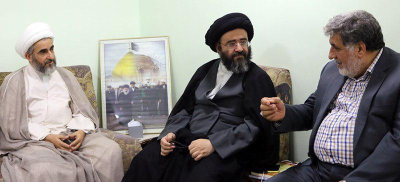 تصویر روند سیاسی در عراق، یک مبادله تجاری بین احزاب است