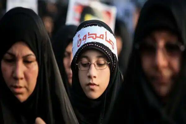تصویر نگرانی از تشدید شکنجه زندانیان زن در بحرین