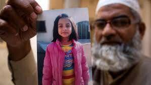 تصویر پدر زینب؛ پدر دختر ۷ ساله پاکستانی خواستار اعدام قاتل دخترش در ملا عام شد