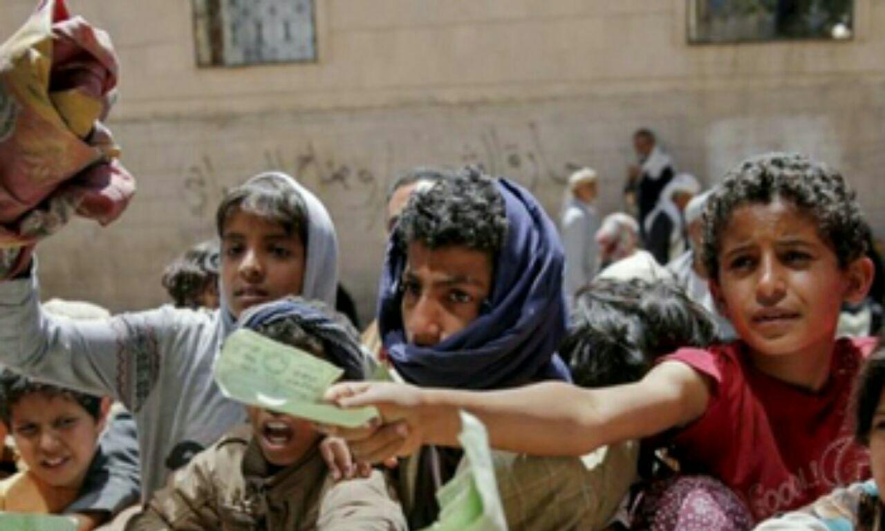 تصویر هشدار سازمان ملل نسبت به همهگیر شدن وبا در الحدیده يمن
