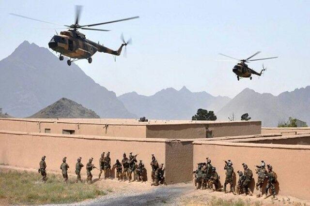 تصویر هلاکت عضو ارشد سنی های تندروی القاعده در افغانستان