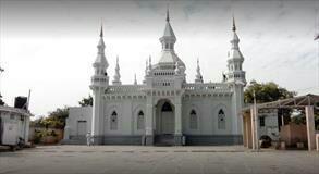 تصویر برای نخستین بار در یک قرن گذشته: مسجد اسپانیایی در حیدرآباد، درهایش را به روی غیرمسلمانان می گشاید