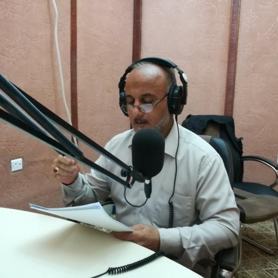 تصویر ترجمه صوتی خطبه غدیر به 6 زبان مختلف از سوی مرکز ترجمه امیر المومنین علیه السلام