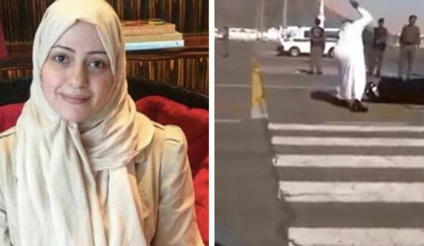 تصویر اعدام با شمشیر اجرای حقوق بشر به روش عربستان!