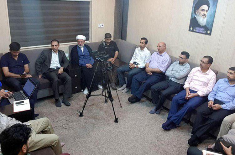 تصویر بررسی موضوع اقتصاد فعلی کشور عراق در مرکز الفرات