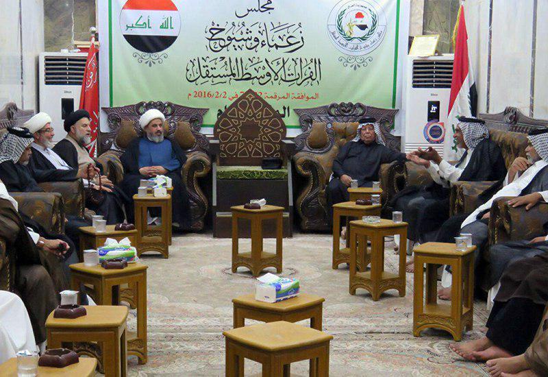 تصویر ادامه فعالیت های مجمع جهانی هیئات و مواکب حسینی در شهر مقدس کربلا