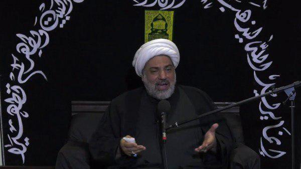 تصویر دادگاه بحرین روحانی شیعه را به شش ماه زندان محکوم کرد