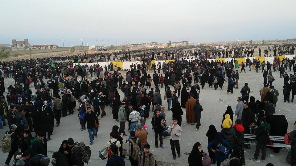 تصویر عراق از کاهش شدید شمار زائران ایرانی عتبات عالیات خبر داد