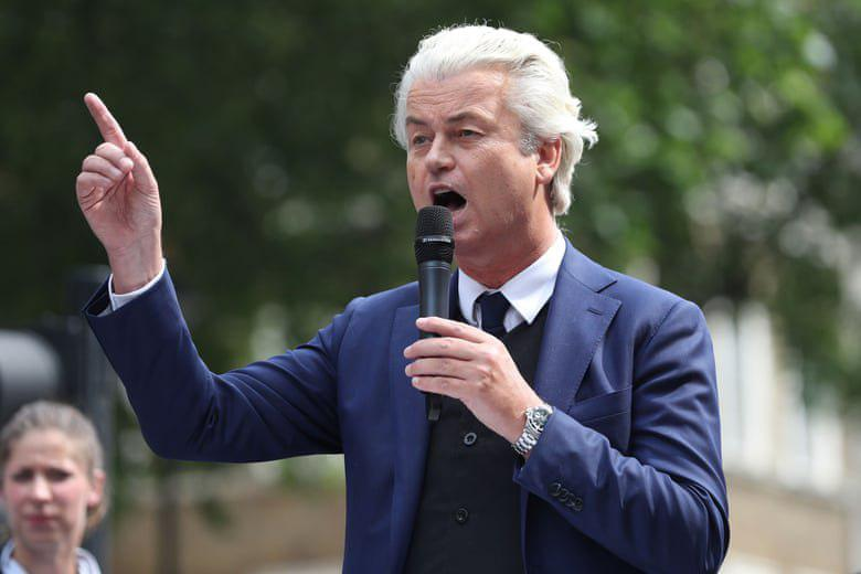 تصویر نماینده هلندی مجبور شد مسابقه کاریکاتورهای توهینآمیز به پیامبر اسلام را لغو کند