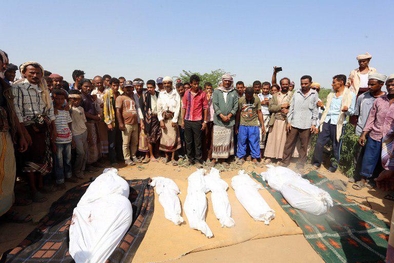 تصویر تحت فشارهای بین المللی؛ ائتلاف سعودی به کشتار کودکان یمنی اعتراف کرد