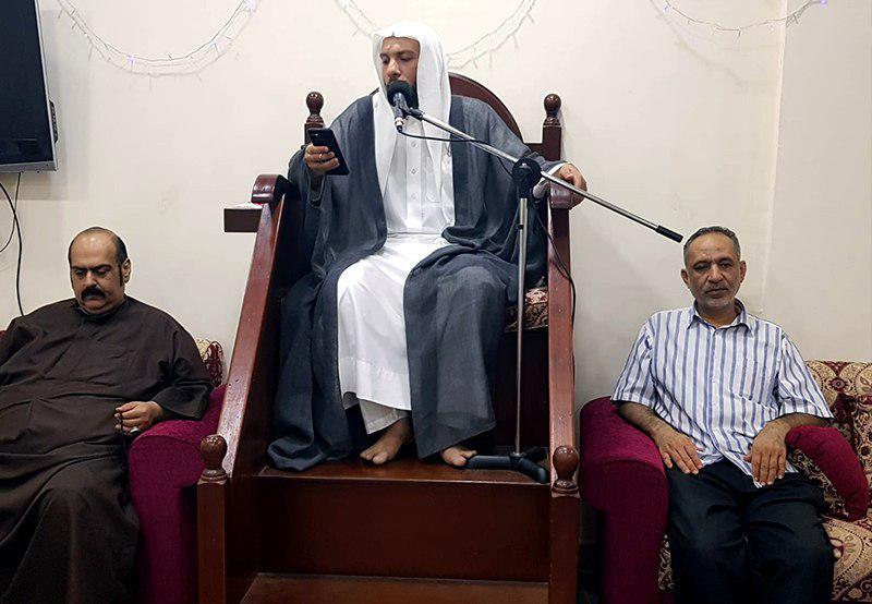 تصویر گرامی داشت سالروز میلاد امام موسی بن جعفر علیهما السلام در بحرین