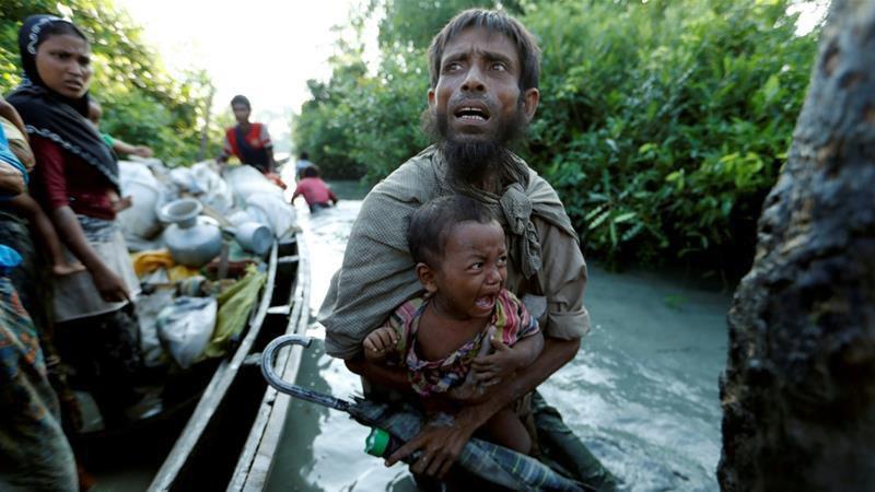 تصویر میانمار تحقیق دیوان بینالمللی عدالت در این کشور را رد کرد