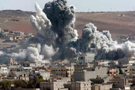 تصویر شهادت ۳ غیر نظامی در حمله ائتلاف سعودی به یمن