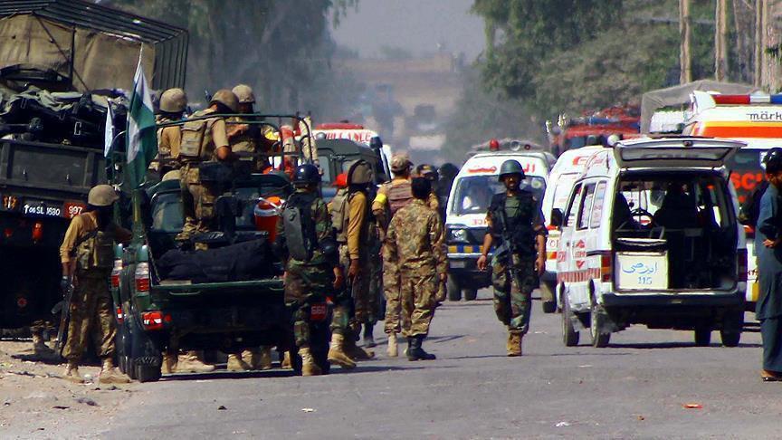تصویر در آستانه محرم صورت گرفت؛ خنثی شدن عملیات تروریستی در «بلوچستان» پاکستان