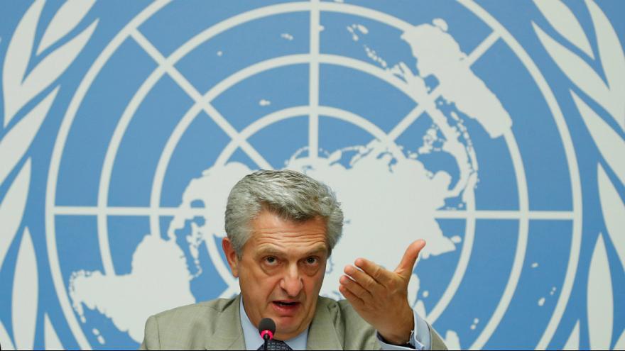 تصویر سازمان ملل: هشت میلیون افغان آواره شده است