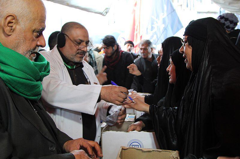 Photo of فراخوان برای خدمت رسانی پزشکی به زائران حسینی در ایام اربعین
