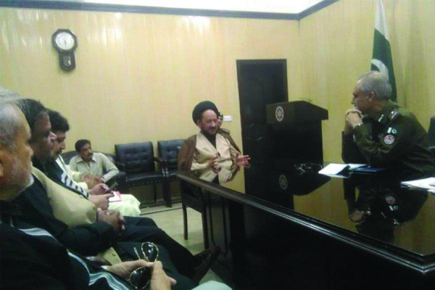 تصویر علمای پاکستان : ما هر گونه ممنوعیت و یا محدودیت در عزای حسینی را نمی پذریم