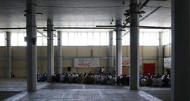 تصویر نخستین مسجد شهر آتن، به زودی افتتاح می شود