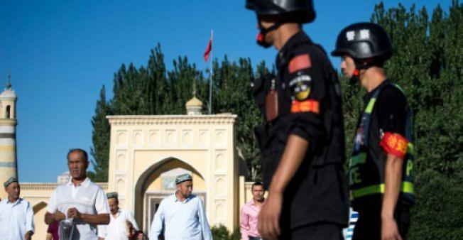 تصویر عفو بینالملل: چین در مورد زندانی کردن یک میلیون مسلمان اویغور شفافسازی کند