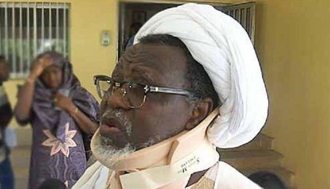 تصویر فرزند شیخ زکزاکی: پدرم در معرض خطر اعدام قرار دارد