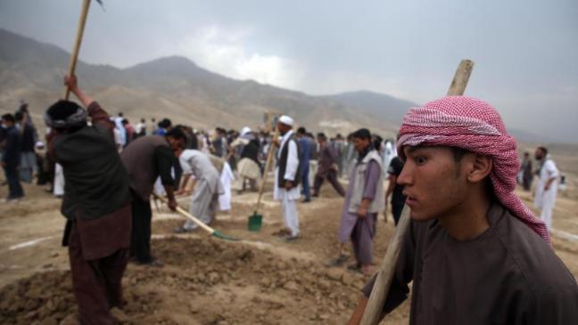 تصویر سازمان ملل متحد در مورد تلفات غیرنظامیان افغان در حملات هوایی «نگران» است