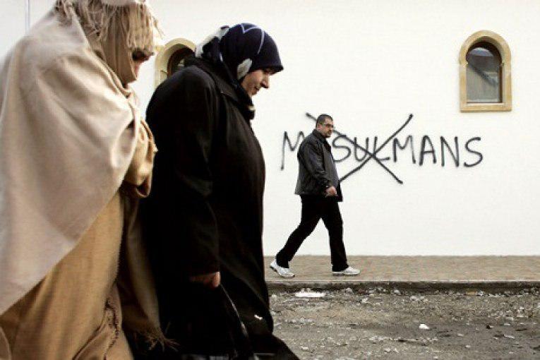 تصویر نگرانی مسلمانان ایتالیا از انتخاب دولت راستگرای افراطی