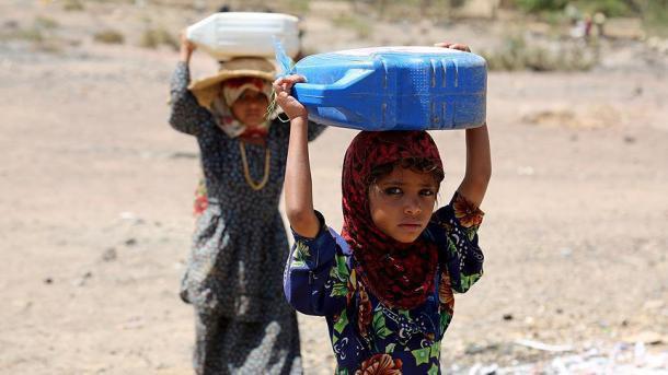 تصویر یونیسف: ۴۰۰ هزار کودک زیر ۵ سال یمنی از سوء تغذیه رنج میبرند