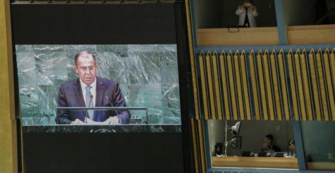 تصویر واکنش روسیه به جابجایی سنی های تندرو از ادلب