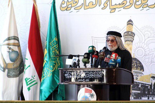 تصویر جزئیات هفتمین جشنواره سالانه «حلیف القرآن» عراق