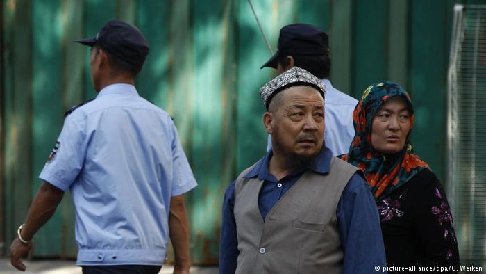 تصویر اولین شاهدان در پرونده نگهداری اجباری ۱ میلیون مسلمان اویغور در دادگاه