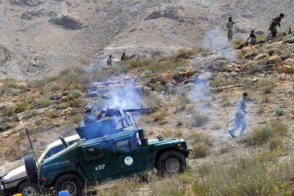 تصویر خنثی کردن حمله طالبان به «سیدآباد»