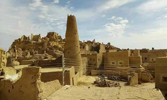 تصویر بازگشایی مسجد800 ساله در مصر